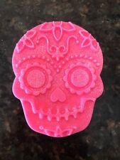 Sugar Skull Bar Soap 2 Pack Watermelon