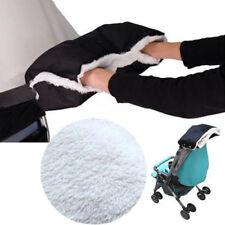 Winter Pushchair Warmer Gloves Pram Hand Muff Waterproof Stroller Accessory Gift