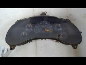 Speedometer US Cluster Fits 98-99 S10/S15/SONOMA 174063