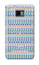 Fundas Para Samsung Galaxy S II de plástico para teléfonos móviles y PDAs