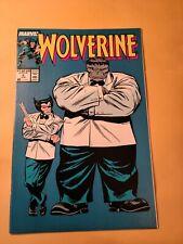 Wolverine #8 MARVEL Hulk Cover VF/NM