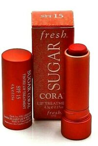 Fresh Sugar Coral Lip Treatment SPF 15 0.15 oz Boxed