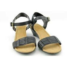 Sandalias y chanclas de mujer negro Ralph Lauren Talla 37