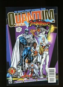 Quantum and Woody #91997 Acclaim Valiant Comics Comic NM/NM+