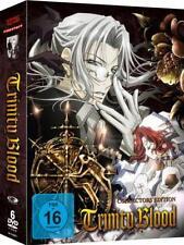 Trinity Blood - Gesamtausgabe: Die komplette Serie auf 6 DVDs (Anime/Box/2015)