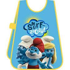 THE SMURFS - PVC Apron - Size approx: 33.5x51cm - for children approx 3-6 Years