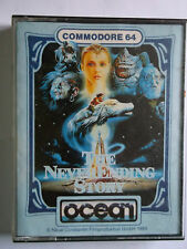 the Neverending Story commodore 64/128 cassette vintage rare