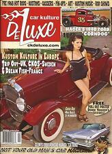 Car Kulture Deluxe #75.1940 Ford pickup. 1959 Pontiac Catalina. 1949 Bucik.