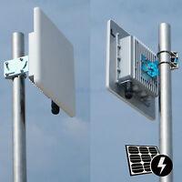 2*Pluto_R2418MB 2.4G WiFi long range wireless network weatherproof access point