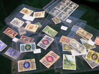 Small Lot of  UK stamps,exact ones in photos,mixed mint & used.