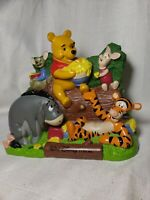Walt Disney World | Winnie the Pooh and Friends Plastic Coin Piggy Bank