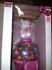 """Hello Kitty"" Gumball machine collectible ""gift for girl"" new in box"
