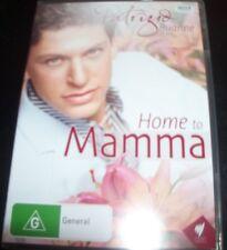 Patrizio Buanne Home To Mamma (Australia All Region) CD DVD – Like New
