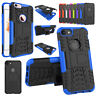 Shockproof Armor Stand Rugged Case Cover For Apple iPhone 6 6S 7 Plus XS Max XR