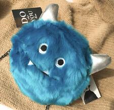 Cute Fluffy Monster Shoulder Bag Soft Harajuku Kawaii 4 Colours Gift