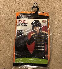 Bravada Mens Michael Jackson Military Jacket Halloween Costume Xl 42-46