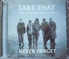 Take That - Never Forget (The Ultimate Collection/Digitally Remastered, 2008)