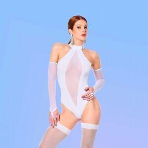 Les Ptites Folies Catanzaro, Rose, Bodystring Sexy IN Micro Net And Lycra