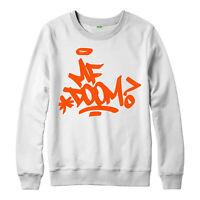 MF Doom Signature Jumper, J Dilla Madlib Throw Hip Hop Music Lovers Gifts Top