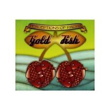 Gold Fish Double CD Perceptions Of Pacha - Gold Fish Mint sealed
