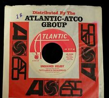 Patti LaBelle & The Bluebelles Atlantic DJ 2408 Unchained Melody and Dreamer
