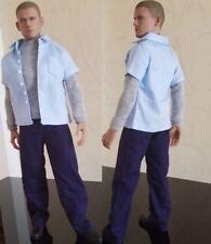 "1/6 Prison Break Movie  Clothing Figure Fit 12"" HT TBL JO COO Male Body Phicen"