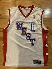 RARE Yao Ming Jersey 2004 All-Star Jersey Reebok Mens Large NWOT Houston Rockets