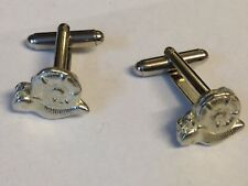 From English Modern Pewter Snail Tg323 Cufflinks Made