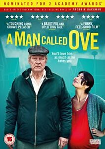 A Man Called Ove [DVD] [2017] - DVD  Z1VG The Cheap Fast Free Post