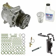A/C Compressor & Component Kit fits 2002 Ford E-150 Econoline Club Wagon