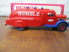 NIB 1994 Humble Airflow Tanker Coin Bank with Working Lights