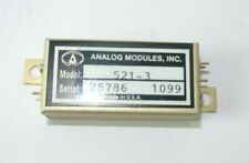 Analog Modules Inc 521-3 PROGRAMMABLE HIGH VOLTAGE POWER SUPPLY