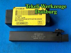 HORN 1 X Sharp Holder L218.2525.04