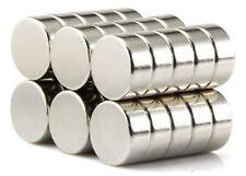 50PCS Strong Disc Magnets 12mm x 5mm Rare Earth Neodymium N50 Craft Models