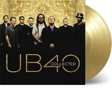 UB40 - Collected LP, (pre order) Gold Vinyl, Red Red Wine