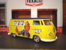 "1960 MICROBUS VW ""PEZ"" DELIVERY BUS LIMITED EDITION CUSTOM VOLKSWAGEN 1/64 M2"