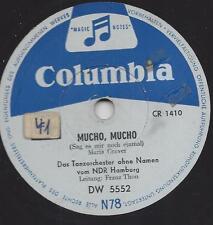 NWDR  Orchester Franz Thon : Besame Mucho