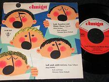 RUTH UND EVELYN Lady Sunshine und Mister Moon... / DDR SP 1962 AMIGA 450327