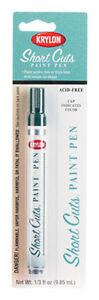 Hunter Green Short Cuts Paint Pen Marker by Krylon no. SCP-911 NEW