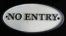 Panneau Aucun accès accès No Entrée Interdiction