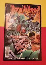 STORM WATCH COMIC SUPER HEROES No 3 DEC 1997 IMAGE COMICS * STRANGE WEATHER 3/3