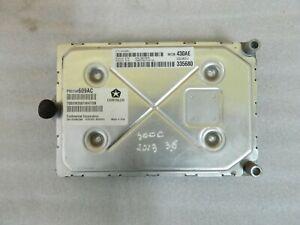 CHRYSLER 300C 2013 3.6 PETROL ENGINE ECU P05150609AC