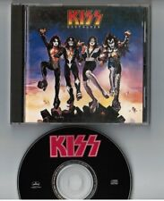 KISS Destroyer JAPAN CD PHCR-4318 w/PS BOOKLET 1997 reissue NO OBI Free S&H/P&P