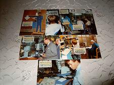 6 Maximumkarten Deutschland 1982 Automatenmarken Briefmarken Wiesbaden MK_164