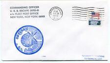 1973 SKYLAB 1 Conrad Kerwin Weitz USS Escape New York Jacksonville NASA Space