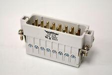 10x Walther Procon Stifteinsatz A16   0,5-2,5qmm; 20-14 AWG; 700216   NEU OVP