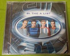 A1 - The A List Audio CD SEALED $2.99 Ship