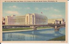 Philadelphia PA Post Office and Penna. R. R. Station ngl 223.626