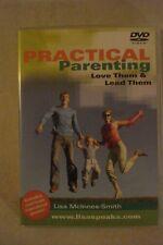 "- PRACTICAL PARENTING LOVE THEM & LEAD THEM [2 DVD""s] REGION 4 [BRAND NEW]"