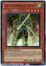 RYMP-EN091 The Six Samurai - Nisashi Ultra Rare UNL Edition Mint YuGiOh Card